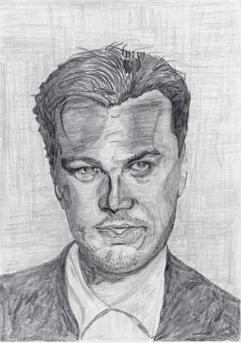 Leonardo DiCaprio by tksmrymds